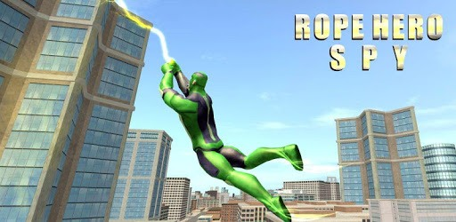 Miami Rope Hero Spider Open World City Gangster pc screenshot
