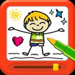 Magic Board - Doodle & Color icon