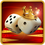Backgammon King Online icon