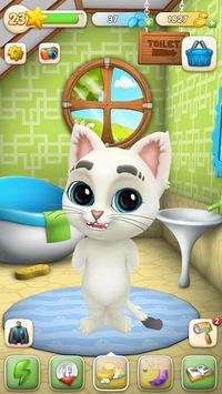 Oscar the Cat - Virtual Pet APK screenshot 1