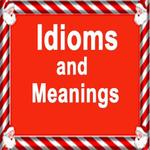 Idioms and Their Meanings icon