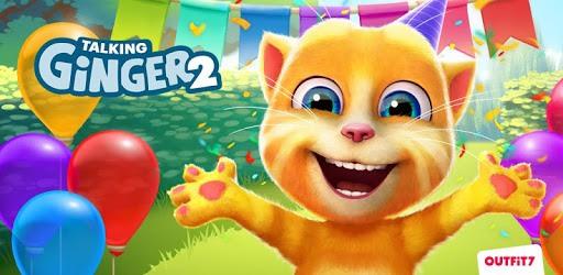 Talking Ginger 2 pc screenshot