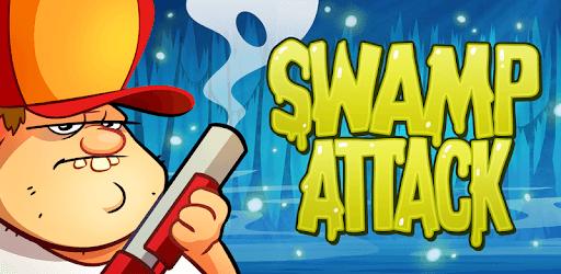 Swamp Attack pc screenshot