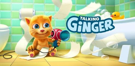 Talking Ginger pc screenshot
