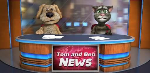 Talking Tom & Ben News pc screenshot