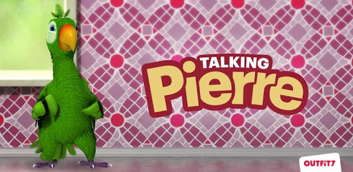Talking Pierre the Parrot pc screenshot