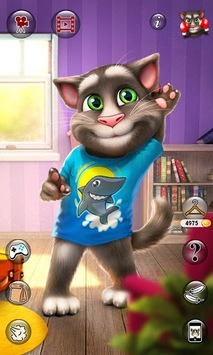 Talking Tom Cat 2 APK screenshot 1