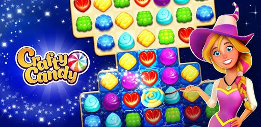 Crafty Candy – Match 3 Adventure pc screenshot
