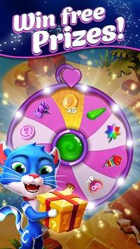 Crafty Candy – Match 3 Adventure APK screenshot 1