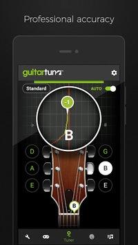 Guitar Tuner Free - GuitarTuna APK screenshot 1