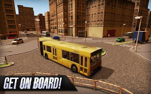 Bus Simulator 2015 APK screenshot 1