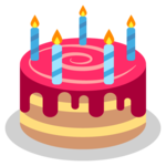 Happy Birthday Chat stickers icon
