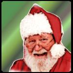 Santa Claus Photo Stickers icon