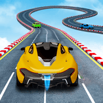 Ramp Car Stunts 3D- Mega Ramp Stunt Car Games 2021 icon