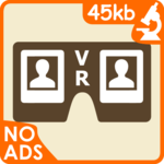 iPhotoVR SBS VR Photo Viewer Cardboard / Slideshow icon