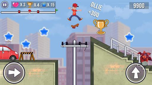 Skater Boy 2 APK screenshot 1