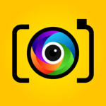 PicsCam Photo Editor: Collage, Grid, Sketch, Blur icon