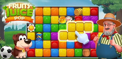 Fruit Cubes Blast - Tap Puzzle Legend pc screenshot