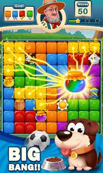 Fruit Cubes Blast - Tap Puzzle Legend APK screenshot 1