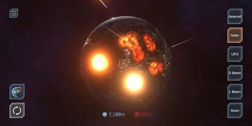 Solar Smash APK screenshot 1