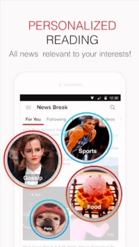 News Break: Local & Breaking APK screenshot 1