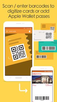 Pass2U Wallet - store cards, coupons, & rewards APK screenshot 1