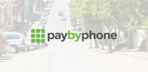 PayByPhone pc screenshot