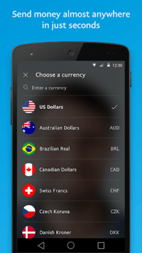 PayPal Mobile Cash: Send and Request Money Fast APK screenshot 1