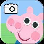 Pig Photo Editor Peppa & Pig Sticker icon