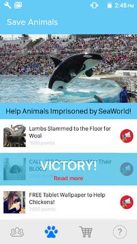 peta2: Save Animals APK screenshot 1