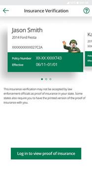 The General® Insurance APK screenshot 1