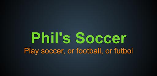 Phil's Soccer pc screenshot