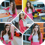 Photo Collage Maker Editor PicGrid Snappy Stickers icon