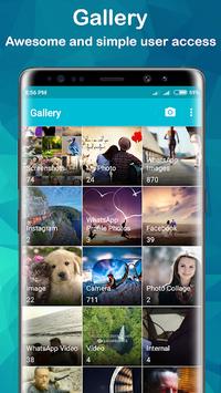 Gallery New APK screenshot 1