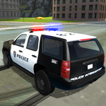 Police Car Drift Simulator icon