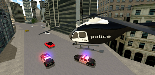 Police Helicopter Simulator pc screenshot