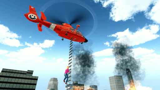 Police Helicopter Simulator pc screenshot 1