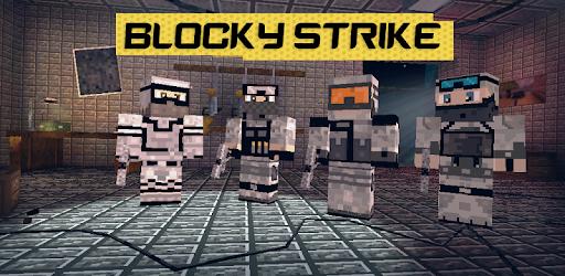 Blocky Strike Pixel Shooting pc screenshot