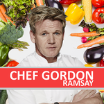 Gordon Ramsay Recipes icon