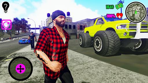 Grab The Auto 5 APK screenshot 1