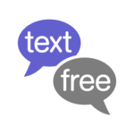 Text Free: Free Text + Call icon