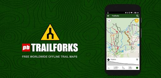 Trailforks pc screenshot