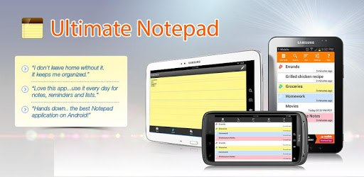 Ultimate Notepad - #1 Notes App with Cloud Sync pc screenshot