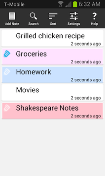 Ultimate Notepad - #1 Notes App with Cloud Sync APK screenshot 1