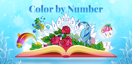 Happy Color – Color by Number pc screenshot