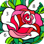 Happy Color – Color by Number for pc icon