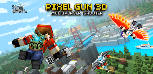 Pixel Gun 3D: Survival shooter & Battle Royale pc screenshot