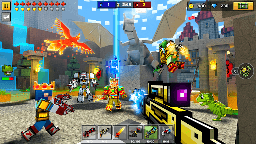 Pixel Gun 3D: Survival shooter & Battle Royale APK screenshot 1