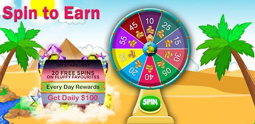 Spin to Win : Daily Earn 100$ pc screenshot