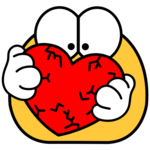 Emojidom Animated / GIF emoticons & emoji icon